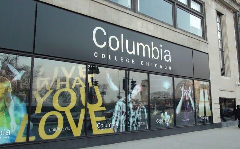 Columbia College Chicago Campus