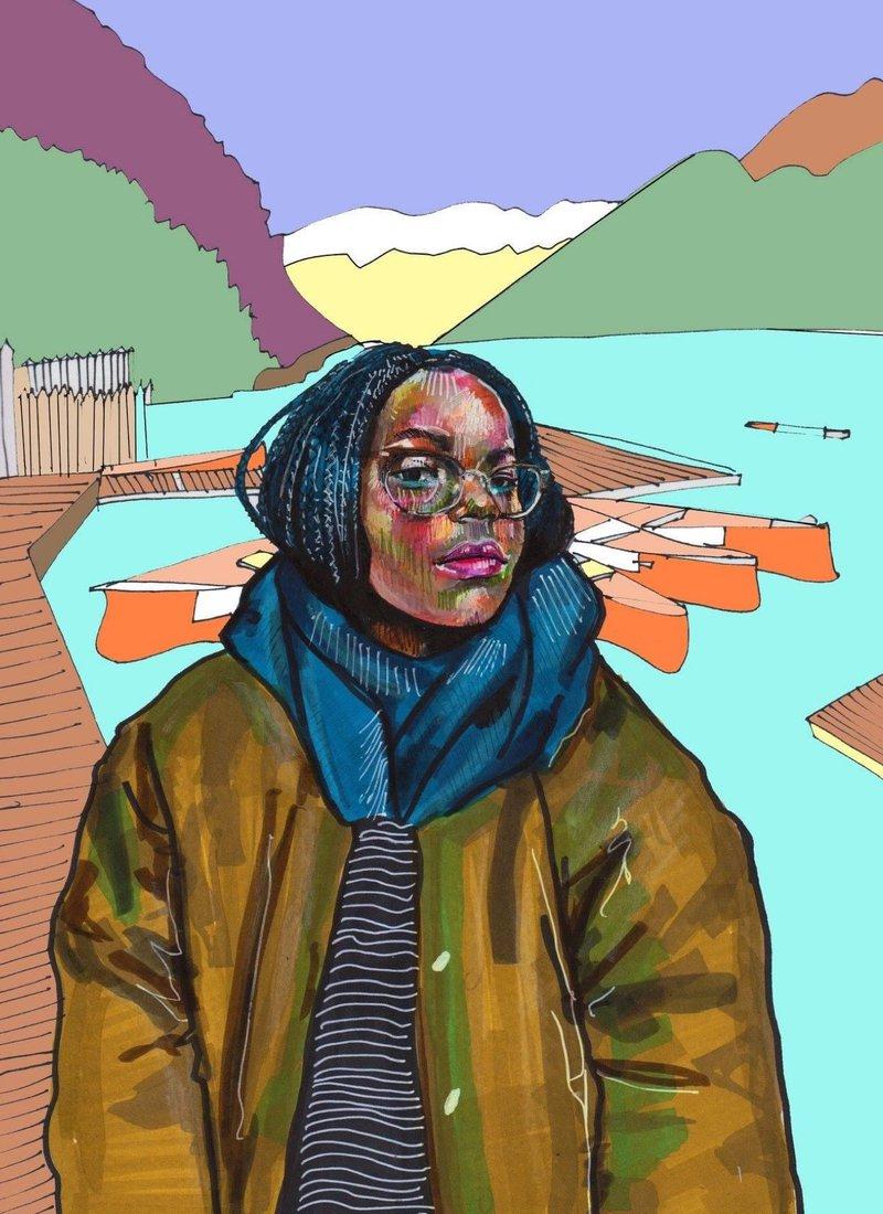 Nadyia Duff Portrait 2