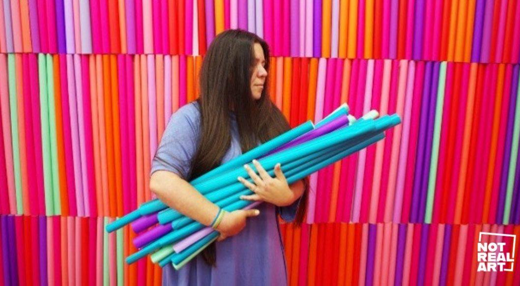 Natalia Villanueva Linares: 2021 NOT REAL ART Grant Winner