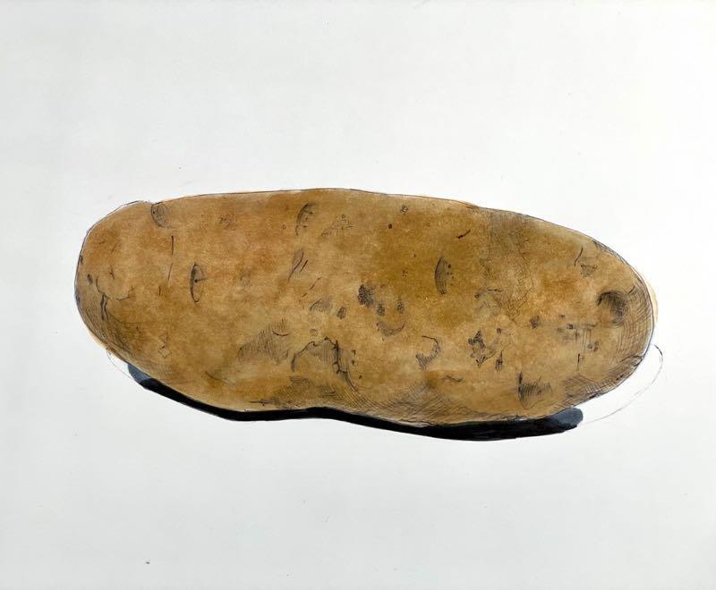 Bonnie Lee. Potatoe