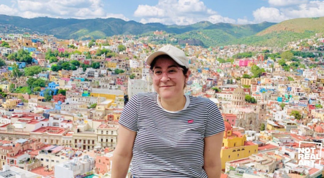 Daniela Garcia: Winner of 2021 Not Real Art Grant for Artists