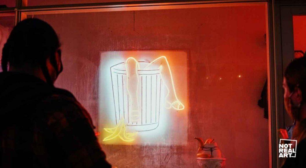 Q+Art: Artist Kim Kyne's Sugary Works Help the Existential Medicine Go Down