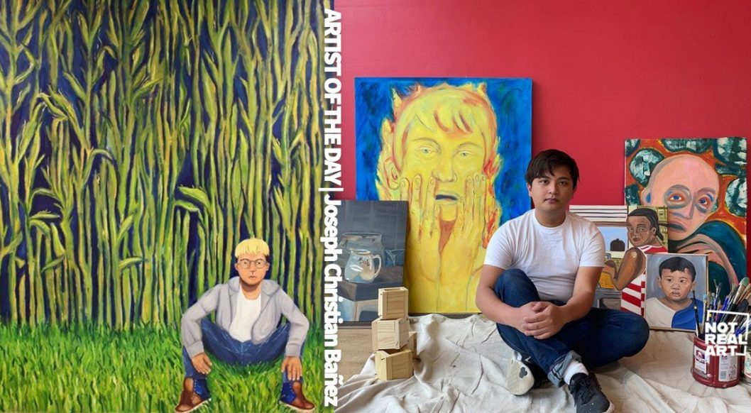 Artist Christian Bañez Describes the Challenges of Trying to Fit into Rural America