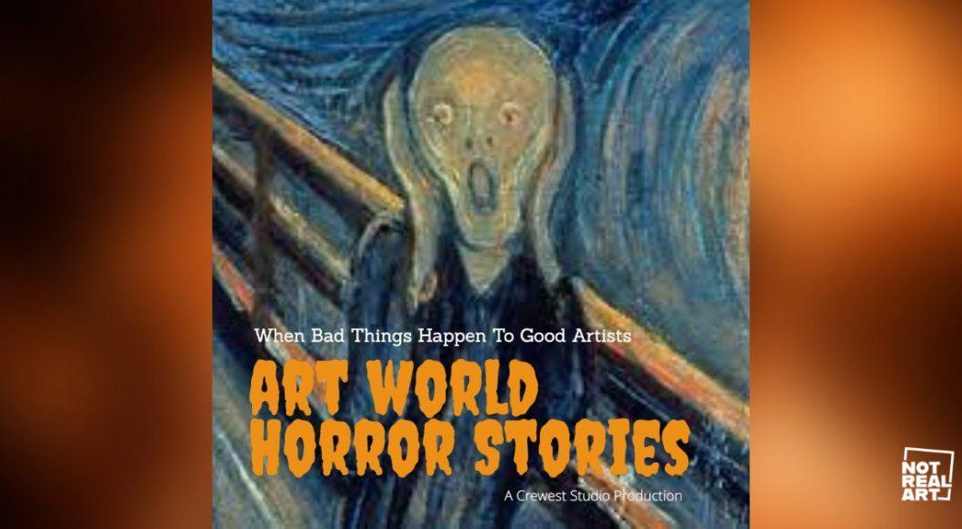 Art World Horror Stories Vol. 1: Virgin Nightmares