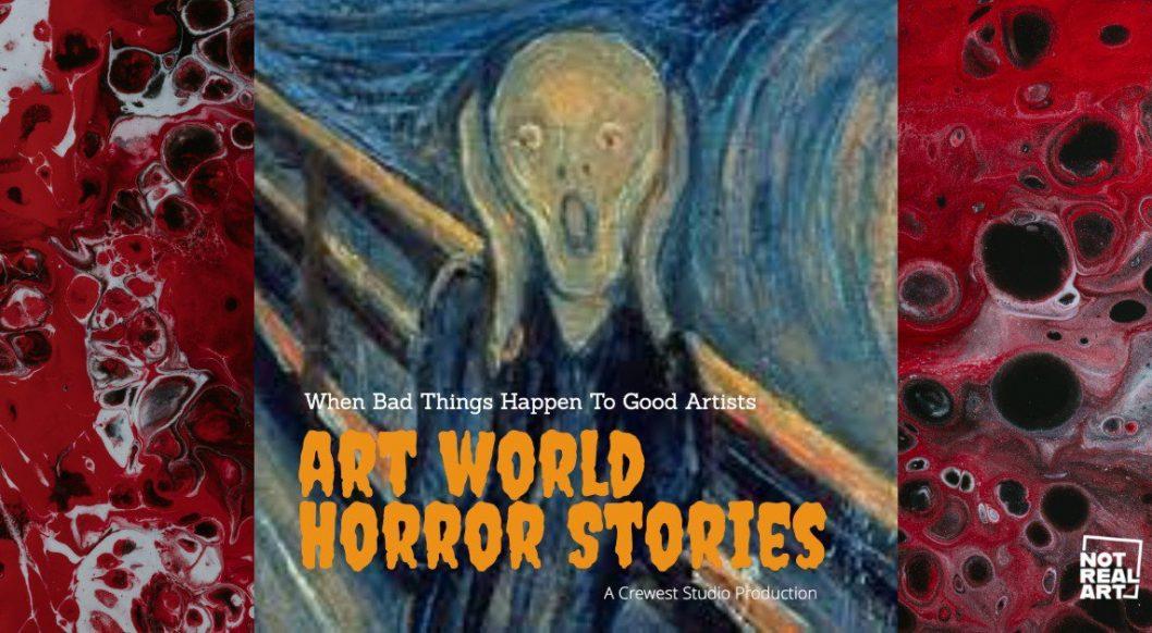 Art World Horror Stories Vol. 2: So Disrespectful, It's Scary!