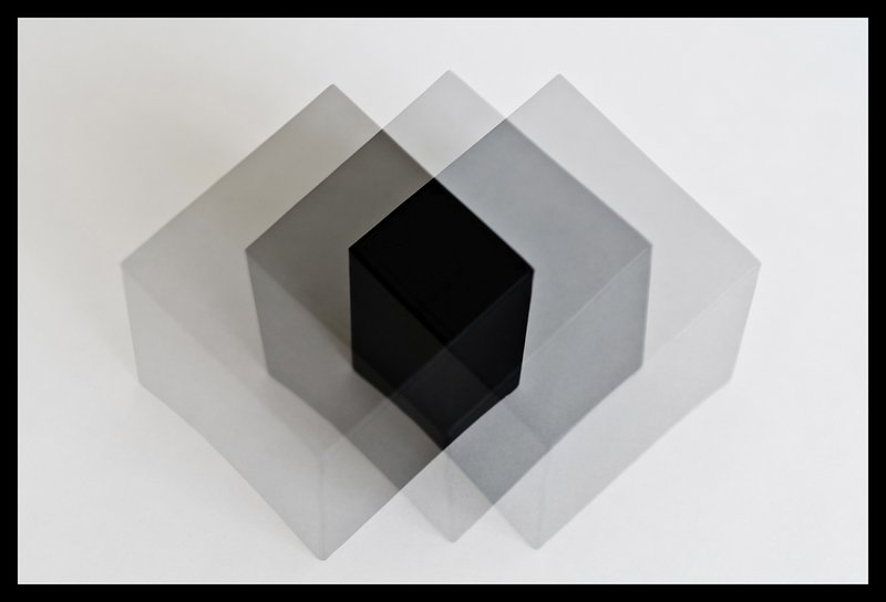 Ghosts of Geometry no. 12 by Gregory Clewlow